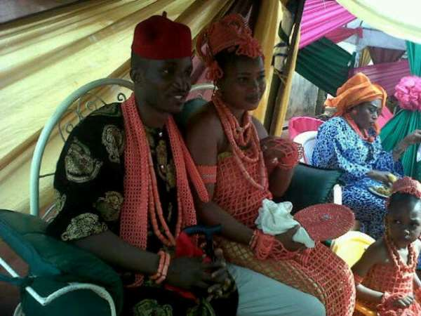 Photos – Rita Igbinedion Of Koko Mansion Traditional Wedding