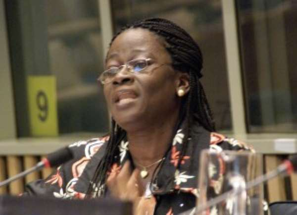 'Women's participation in decisiono-making crucial'