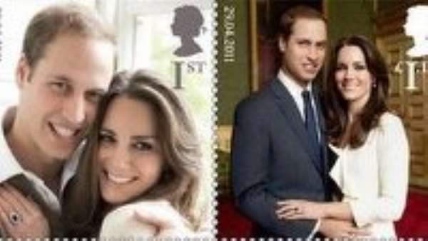 The two official engagement portraits were taken by celebrity photographer Mario Testino