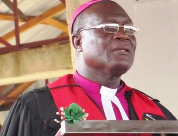 Rt. Rev Stephen Richard Bosomtwi-Ayensu