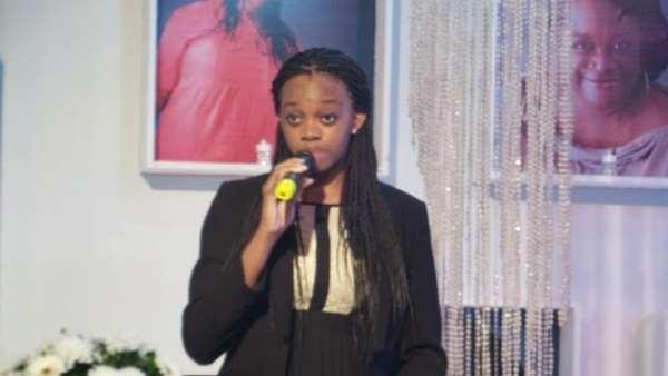 Ruby Igwe's Note To Late Mother, Amaka Igwe
