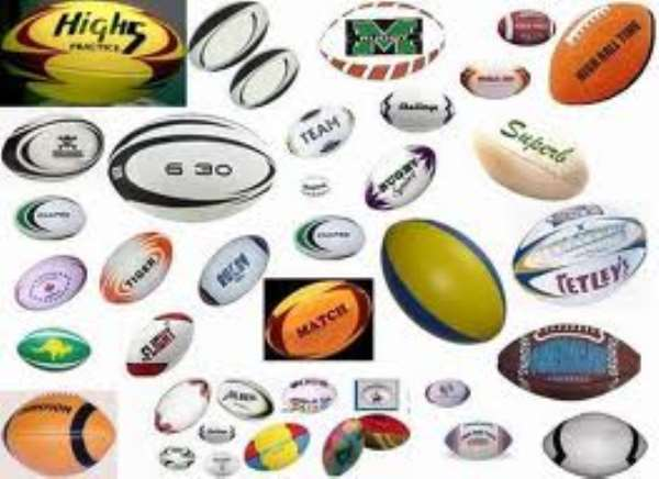 Rugby Association to distribute over a 1000 balls to schools