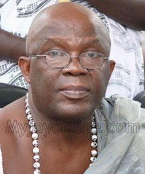 Kingmakers to install new Ga Mantse by August