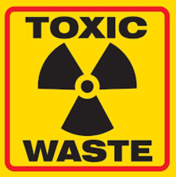 High Tech Toxic Waste Killing The Poor In Ghana
