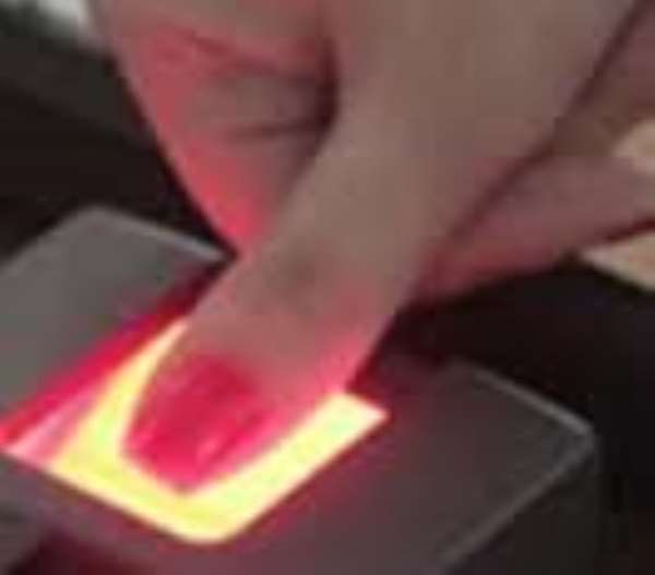 Response to biometric voter registration improves
