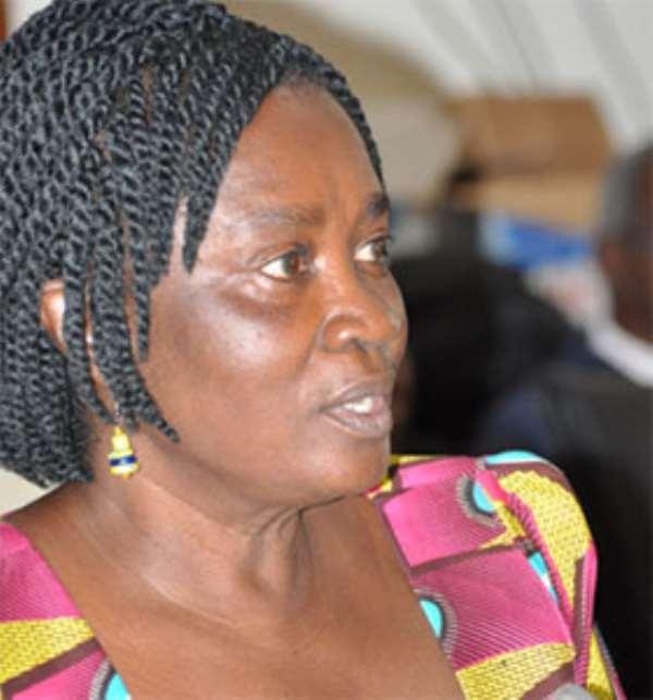 Make no mistake, Jane Nana Opoku-Agyemang is a courageous Fante!