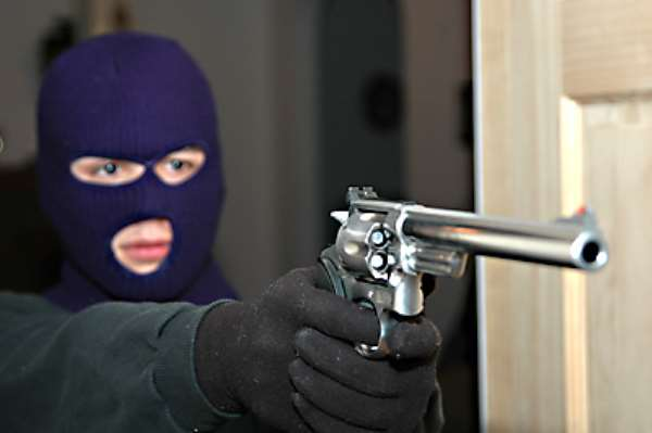 Armed Robbery In Nandom, Very Alarming!!