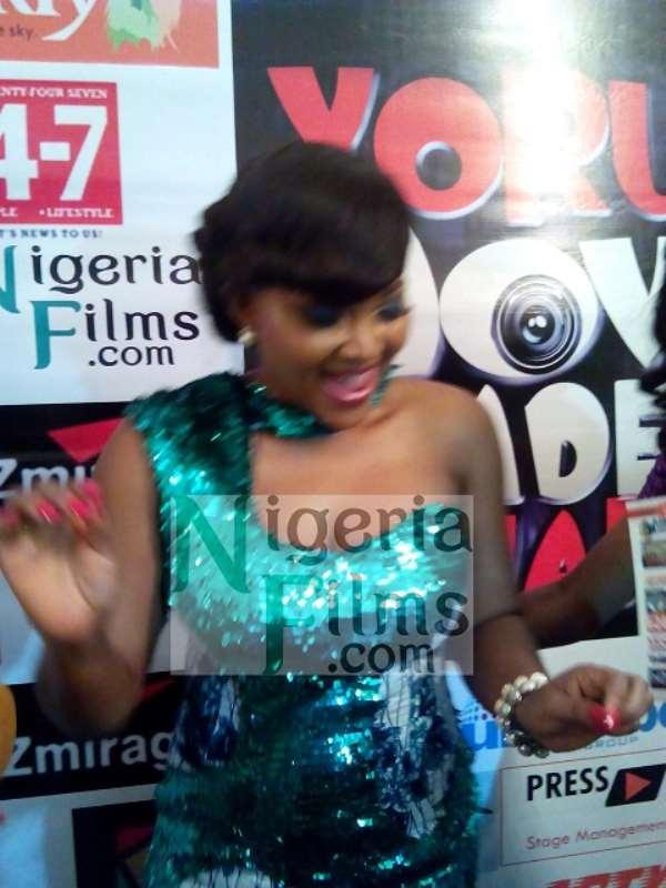 Ibadan Agog As Yoruba Movie Stars Storm YMAA