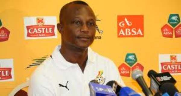KWESI APPIAH WILL NOT QUIT GHANA AFTER BRAZIL 2014 WORLD CUP - SAANIE