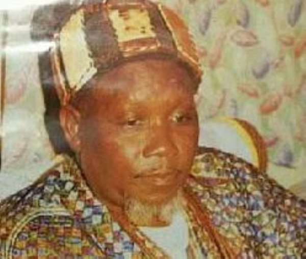 Gov't Still Searching For Yaa Naa's Killers