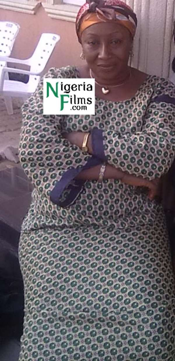 STAR ACTRESS PATIENCE OZOKWOR SEEKS COURT INJUNCTION AGAINST SON