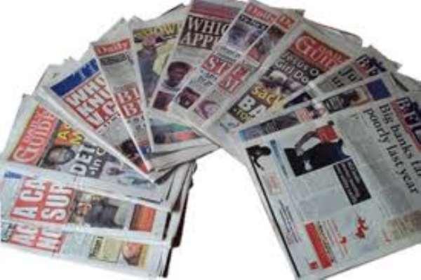 Political and Journalistic propaganda of Lies will Set Ghana Ablazeone Day