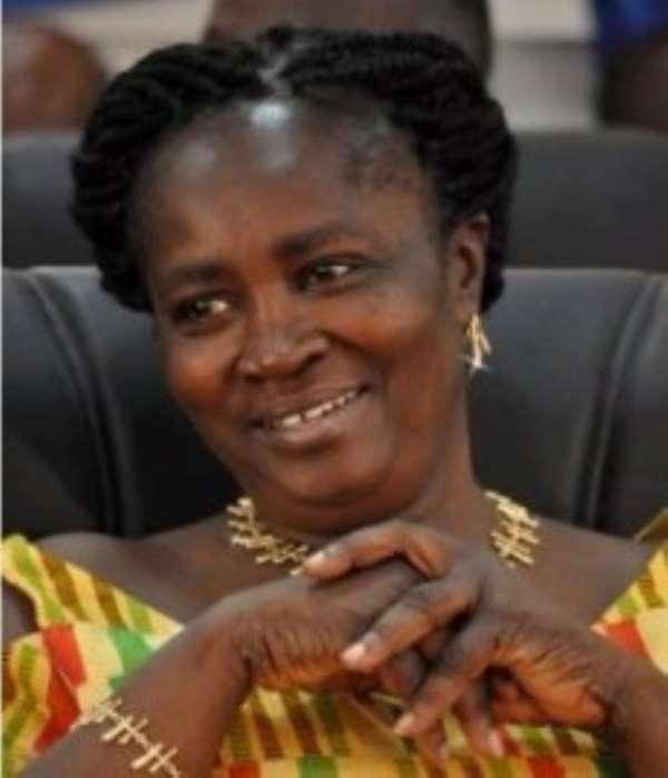Education Minister Professor Jane Naana Agyeman