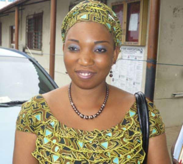 Amina Mohammed aka Amina Yutong