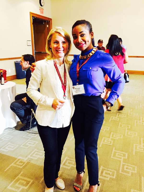 Princess Halliday Earns Leadership Training For Professionals From Havard University