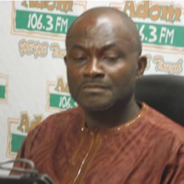 Oware calls Ken Agyapong bluff...dares him to form his own party