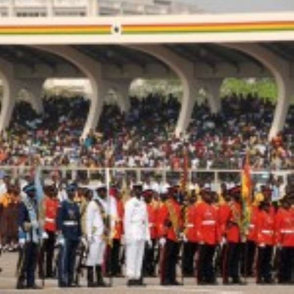 Making Ghana @60 Relevant To Our Needs