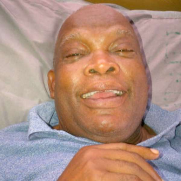 MY HEALTH CONDITION IS IMPROVING.VETERAN ACTOR ENEBELI ENEBUWA