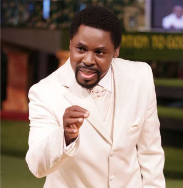 Nigerian Pastors and the Lucrative Presidential Prayer Project