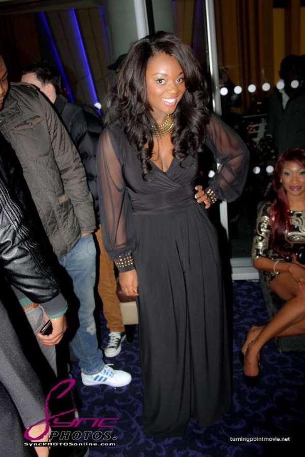 Jackie Appiah, Rita Nzelu, Obi Emelonye, Sam Sodje, Others Shine At UK's 'Turning Point' Movie Premiere