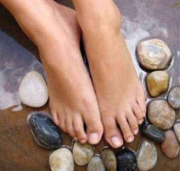 How to keep your feet soft, beautiful and attractive