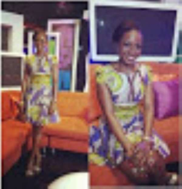 43-Year-Old Kate Henshaw Dazzles In 'Ankara' Outfit