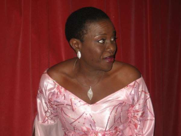 NFC Celebrates Nollywood's Seasoned Actress Joke Silva 'The Pride of Motherhood