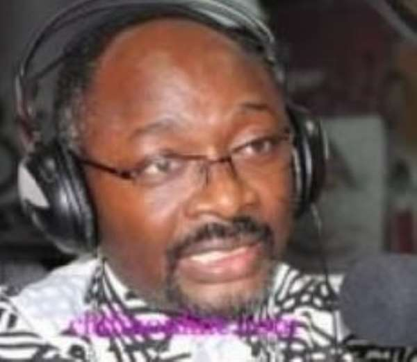 Mr Alfred Agbesi Woyome