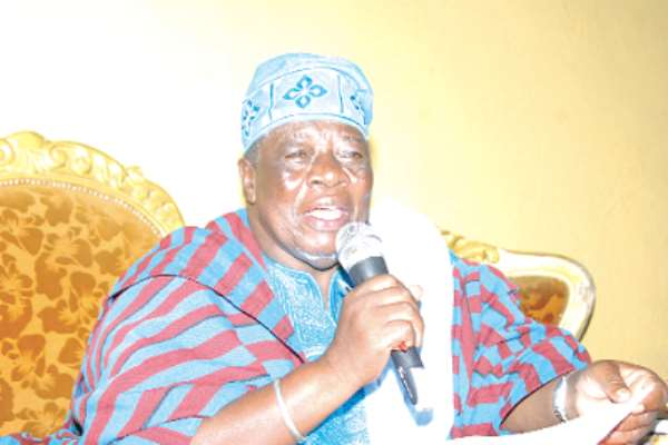 Protect Ghana's image as beacon of peace — National House of Chiefs