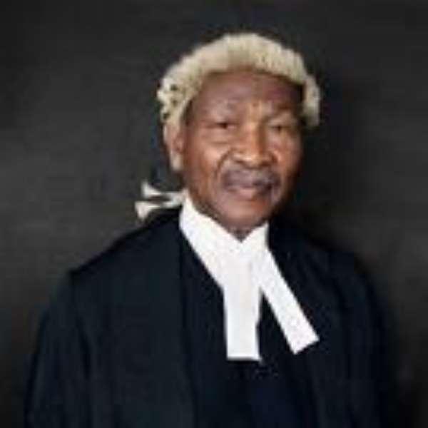 Lawyer Okudzeto