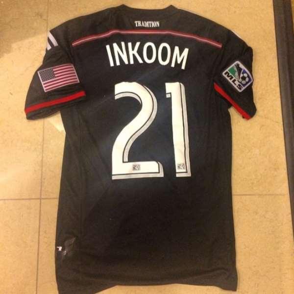Samuel Inkoom assists on winning debut for DC United