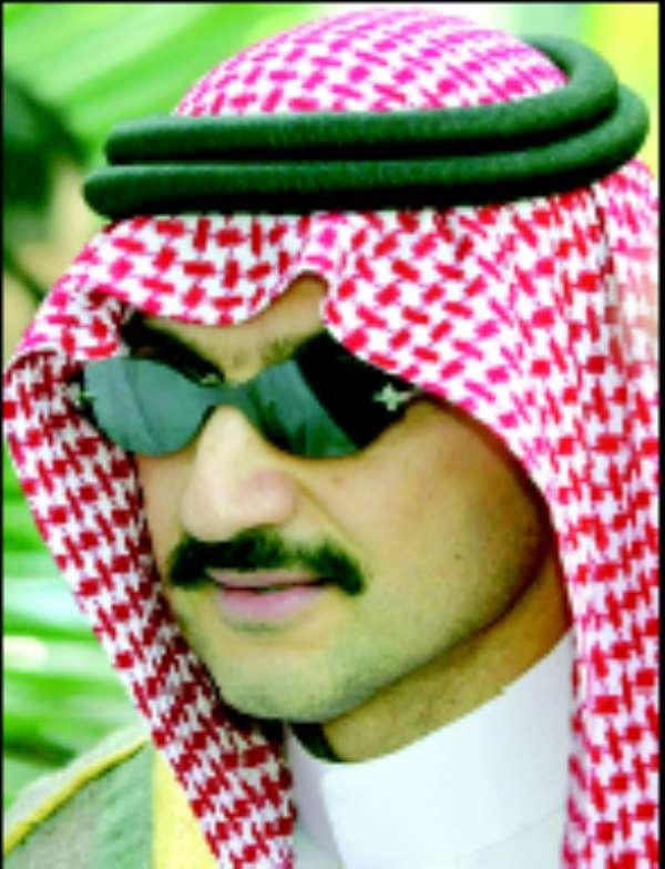 Saudi Prince Fulfils Pledge To Stars