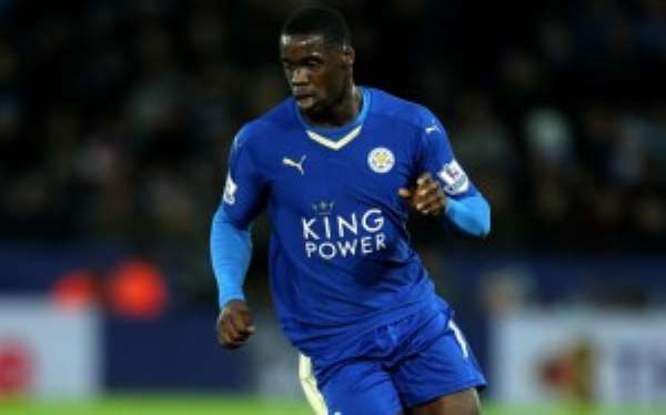 Leicester City to sign youngster Gray to replace injured Schlupp