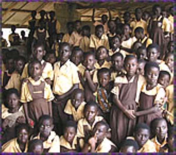 Presiding Member urges support for girl-child education