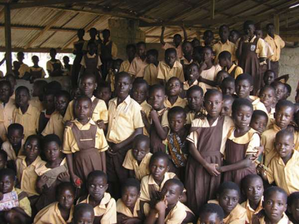 Height now a problem in the Central Region of Ghana