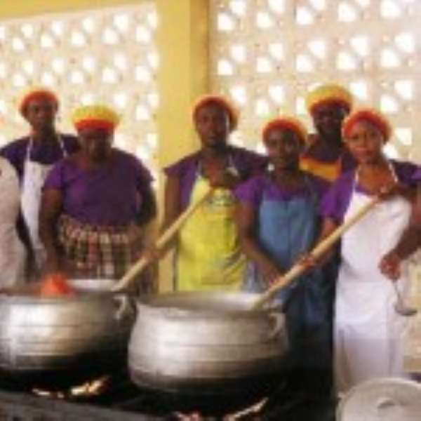 Hot Meals For Students: Spare The Ghanaian Child The Abuse And Manipulation