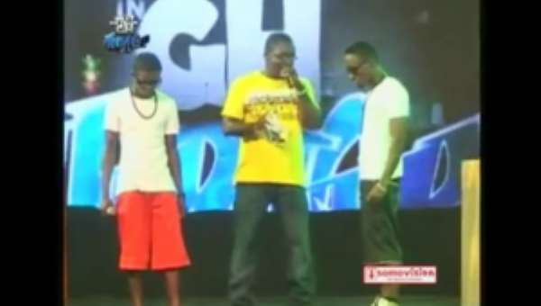 Strongman Burner: The Strong Man In Ghana's Rap Music (Part 1)