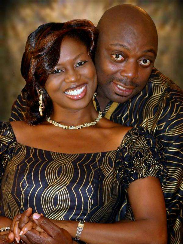 CELEBRITY QUOTE: MY WIFE IS A WONDERFUL WOMAN--STAR ACTOR SEGUN ARINZE