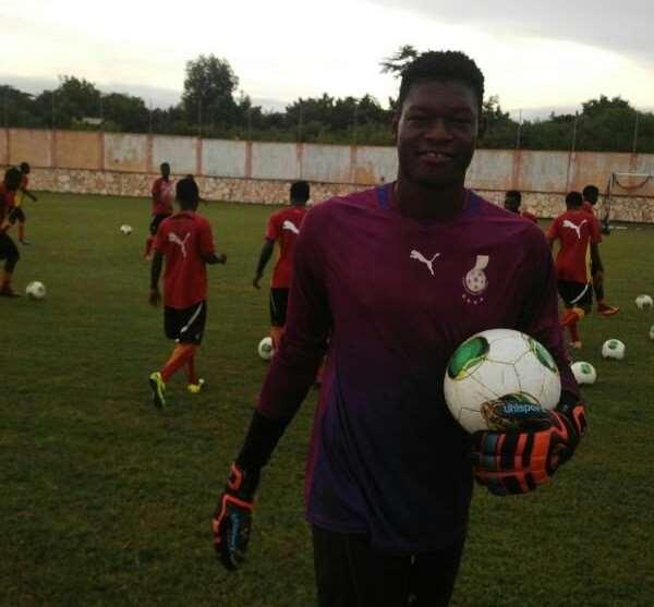 Seidu Muntawakilu: Hearts of Oak new goalkeeper eyeing Black Stars call-up