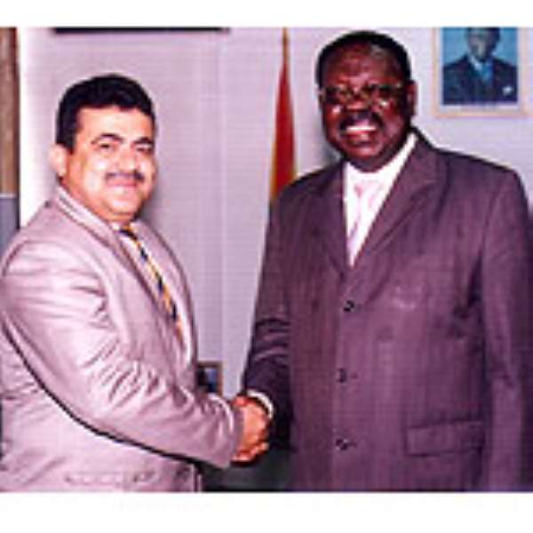 Palestine To Celebrate With Ghana