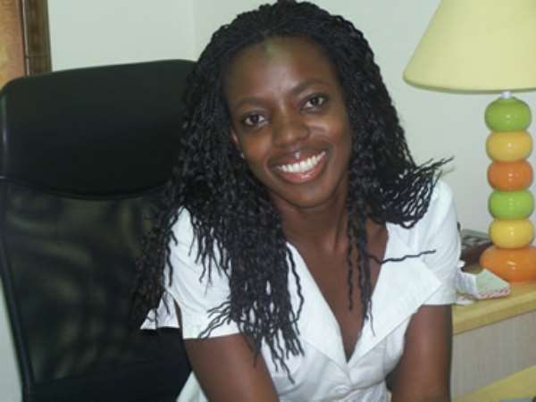 Shirley Frimpong Manso won Best Director with the her movie The Perfect Picture.