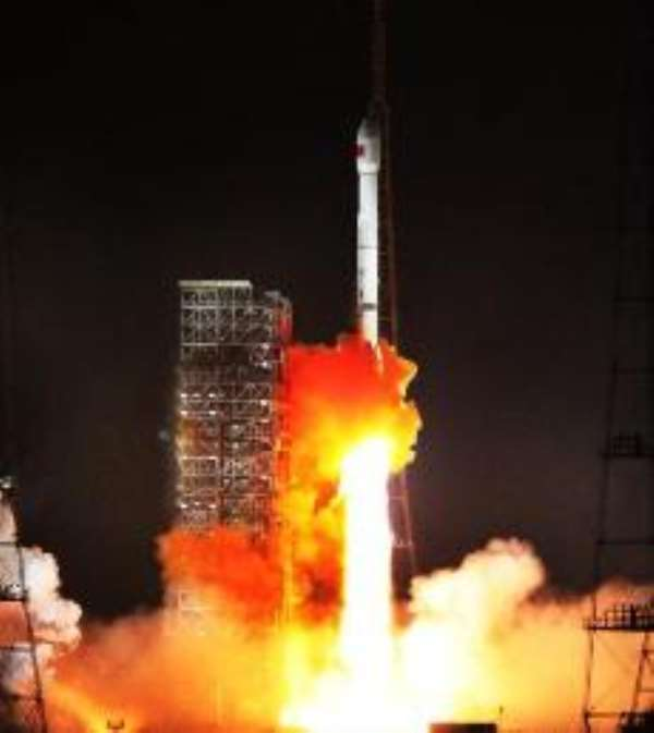 This is the 6th satellite launched in the series.