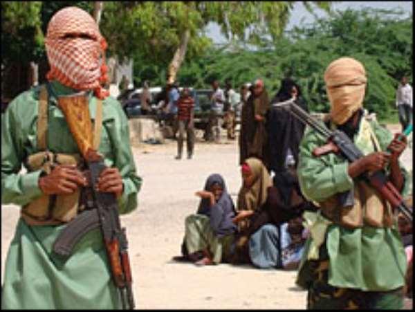 Somali rebels