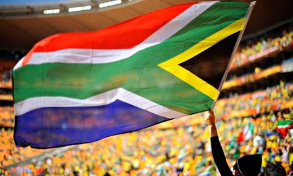 South African Citizens Of The World Unite For Solidarity Walk