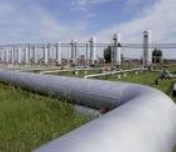 Russia signs gas deal with Slovenia
