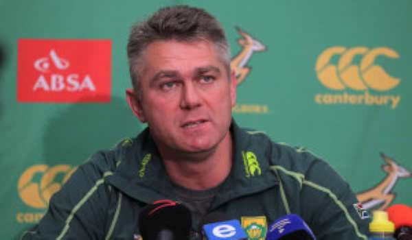 Springboks coach Heyneke Meyer names unchanged side for All Blacks blockbuster