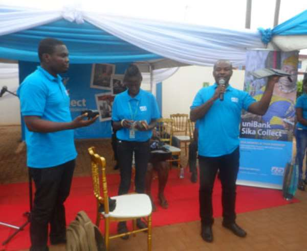 UniBank Unveils Sika Collect