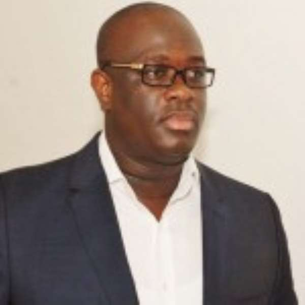 Stan Dogbe Calls BBC Journalist 'Useless' Over Bus Branding Reportage