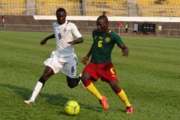 Ghana Black Starlets in crucial Under-17 qualifier against Cameroon