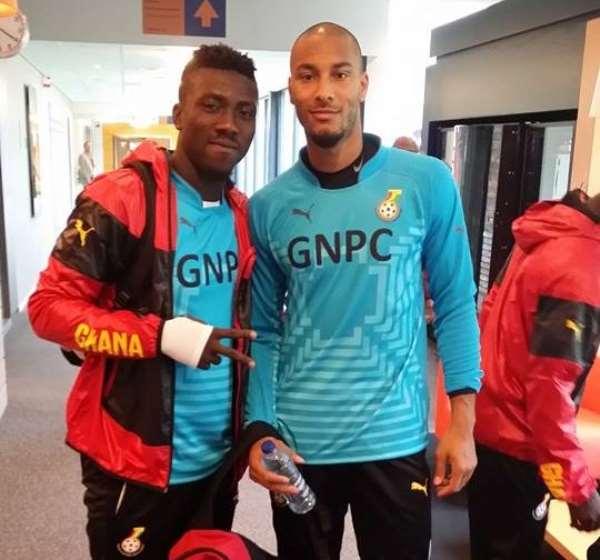 Stephen Adams: Ghana shot-stopper eyeing abroad move